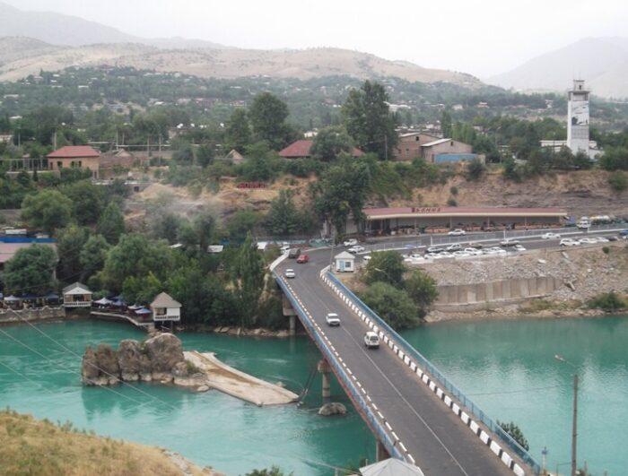 Ташкент Чирчик
