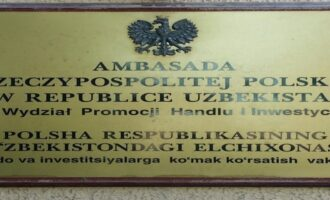 Посольство Польши в Узбекистане