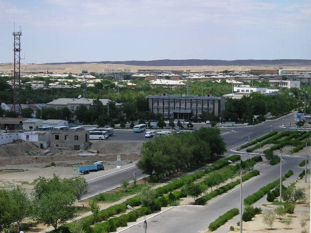 Учкудук Узбекистан