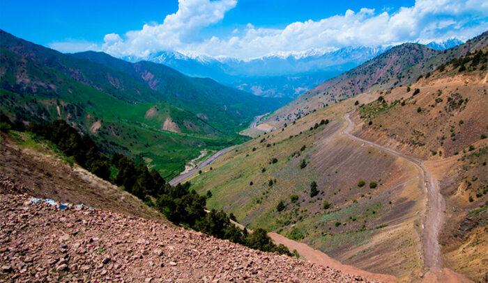Ферганская Долина Узбекистан
