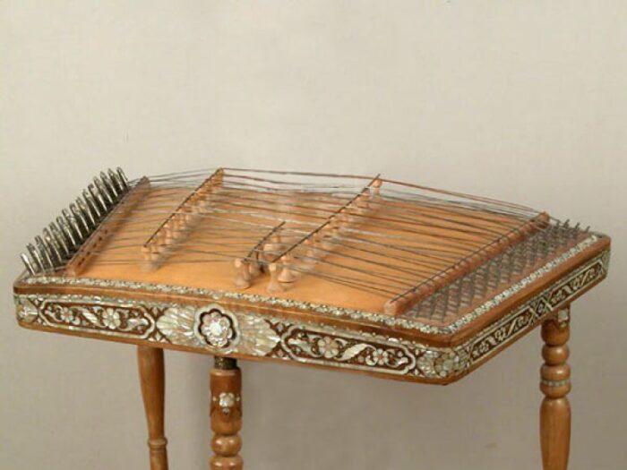 Узбекский инструмент Чанг