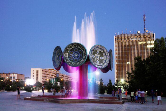 Навои Узбекистан