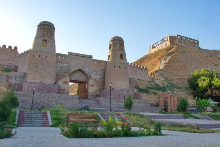 Дворец бека Бухарского эмирата