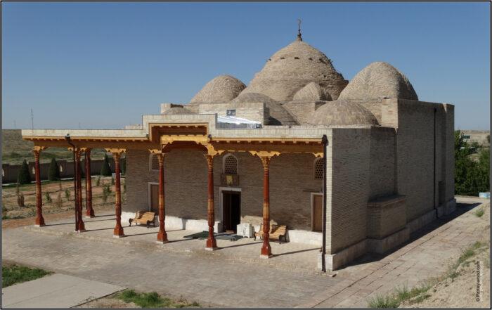мечеть Деггарон