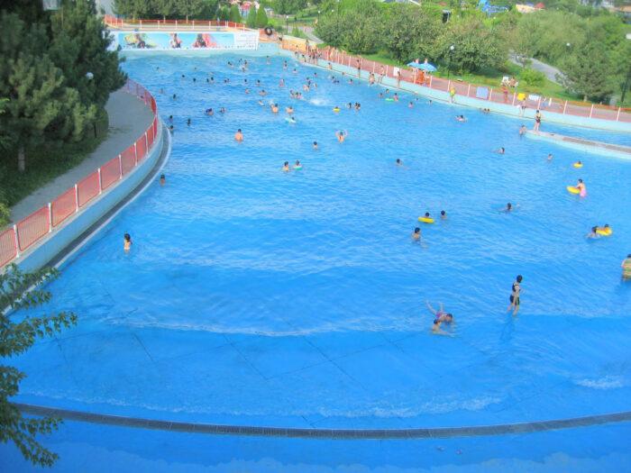 Парк Ташкент аквапарк
