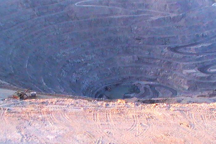 Золотой рудник Мурунтау