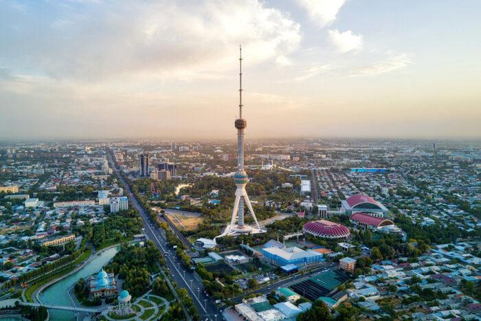 Ташкент телебашня