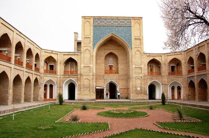 Медресе Кукельдаш Ташкент