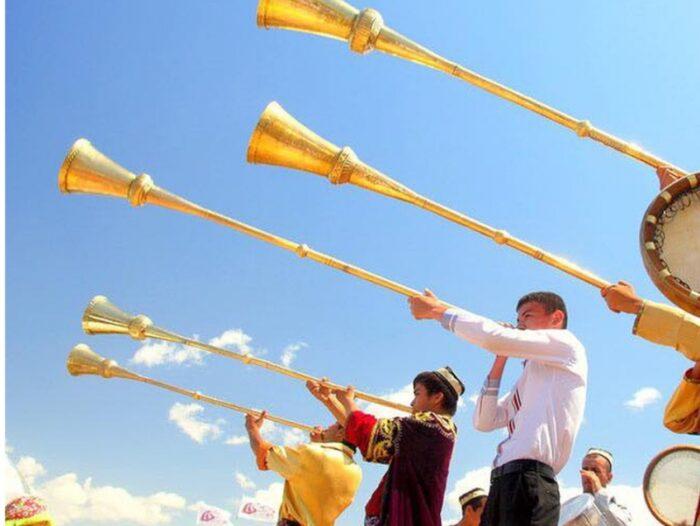 Карнай Узбекистан