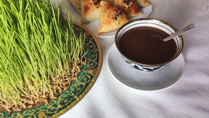 Узбекская кухня сумаляк