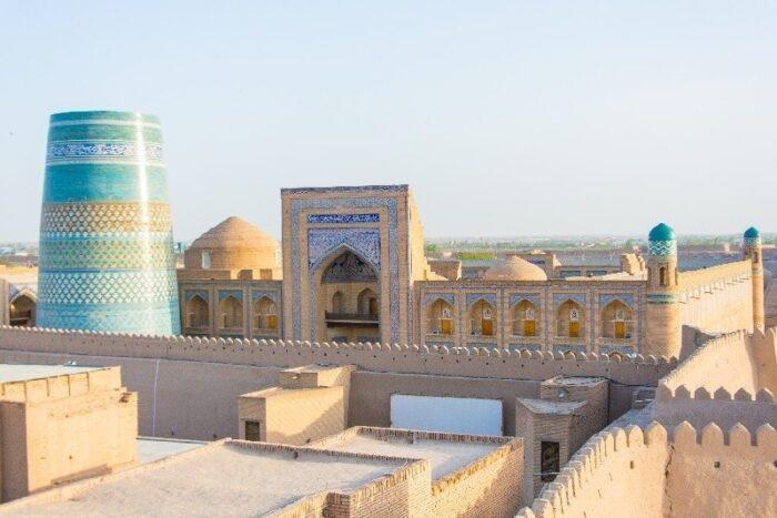медресе Мухаммад Амин-хана