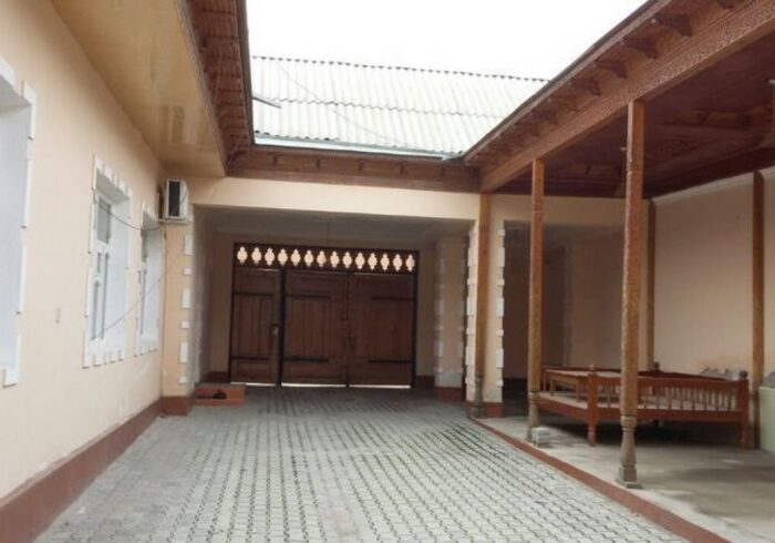 жилые постройки в Узбекистане