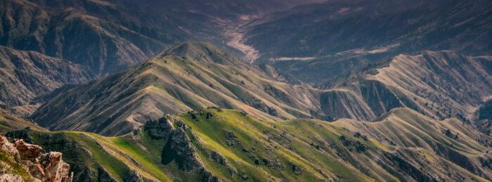 хребет Узбекистан