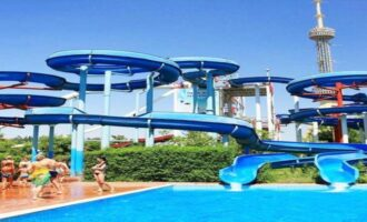 Ташкент аквапарк
