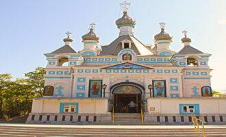 Храм Александра Невского Ташкент