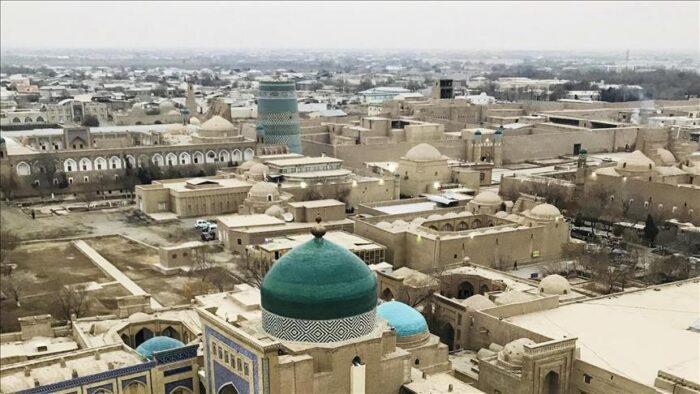 Мубарек Узбекистан